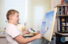«Юный живописец»