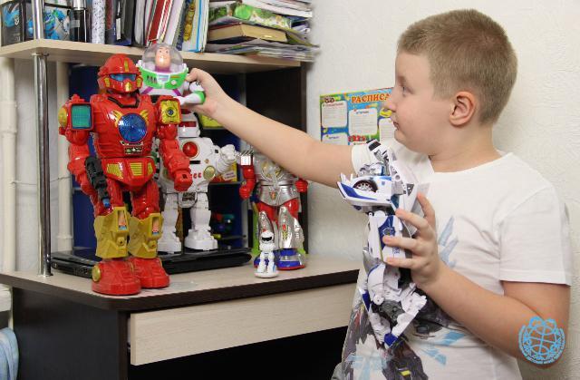 «Будущий роботостроитель»
